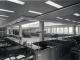 Kundenhalle in den 50er Jahren