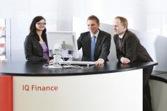IQ-Finance Einweihungsparty