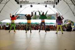 Landesgartenschau 2012 - TanzalarmKids