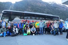 Skiausflug nach Ischgl 2014