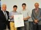 "2. Preis: ""Power to Gas"" - Jakob Dichgans und Daniel Riester"