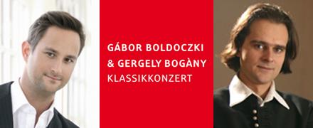 Klassik im Sparkassenhaus: Gábor Boldoczki & Gergely Bogàny