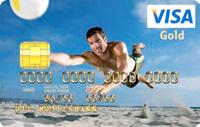 Visa Prepaid-Card