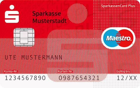 Spontan Wünsche erfüllen mit der SparkassenCard Plus