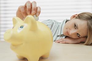 Sparen beginnt im Kopf