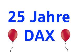 DAX Geburtstag