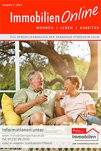 Das Immobilienmagazin der Sparkasse Pforzheim Calw